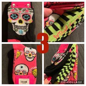 Betsey Johnson Accessories - Betsey Johnson socks